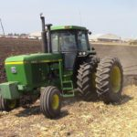 Tractors, Plows & Harvesters